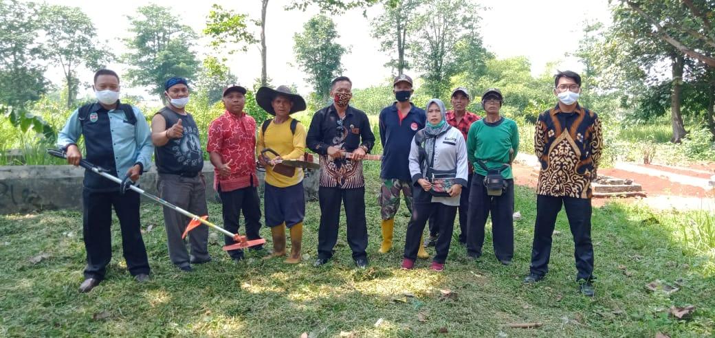 Kamsih (Kamis Bersih-bersih) Desa Citeko Kecamatan Plered